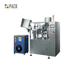 Автоматска ултразвучна медицинска и фармацевтска цевка за запечатување за полнење