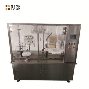 Машина за полнење масло од есенцијално масло за шипки Dropper