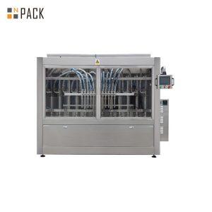 Комплетна автоматска машина за полнење шампон во шишиња