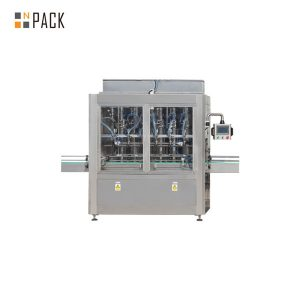 Автоматска линеарна машина за директно полнење на клипот за есенцијално масло