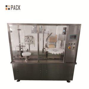 40-1000ml комплетно автоматска дигитална контрола и машина за полнење со течност