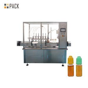 Машина за полнење течна перисталтичка пумпа за шише со мали шишенца