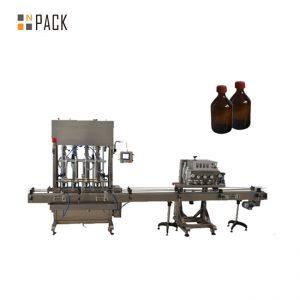 Машина за полнење со автоматско масло за подмачкување / маснотија со голема точност