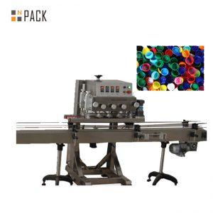 Автоматска машина за навртување на шишињата со завртки со вретено вретено