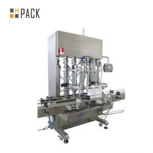 Течна автоматска машина за полнење на маслото од лубрикант