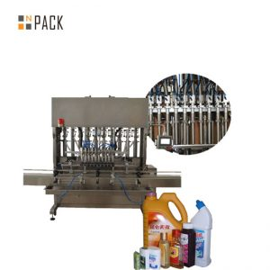 Автоматска машина за полнење на течни шишиња за полнење на шишиња за очи за капки за очи