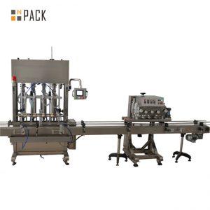 Машина за приклучување и запечатување на шишенцето за перисталтика пумпа за врвот на табелата