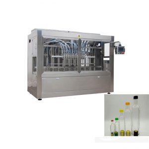 автоматска стаклена шише машина за полнење сос од јагода