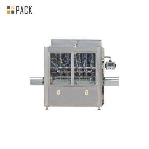 автоматска машина за полнење алкохол сос од тесто од соја