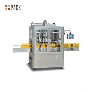 машина за полнење и капацирање на течноста шише со сируп за лекови