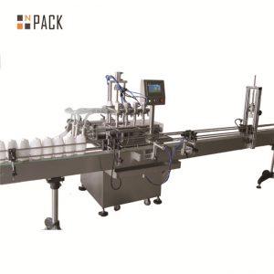 Машина за полнење оцет од соја, машина за полнење со растително масло, машина за сос