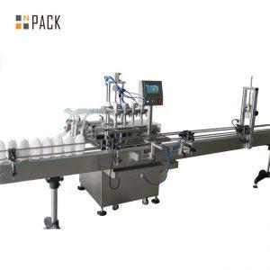 Автоматска машина за полнење со масло за јадење со миленичиња со шишиња од 5 литри